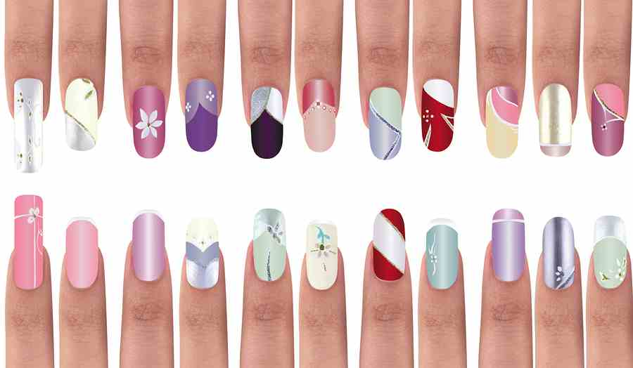 Beauty courses nail art prinsesfo Choice Image