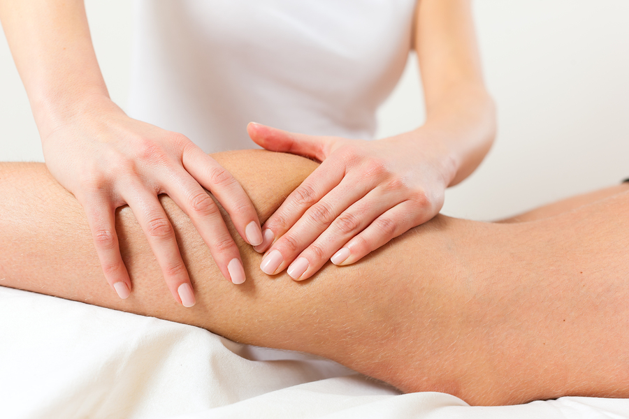 NVQ Level 3 Diploma in Sports Massage