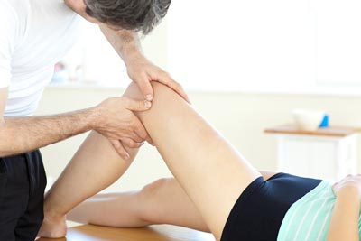 Sports Massage - NVQ Level 3